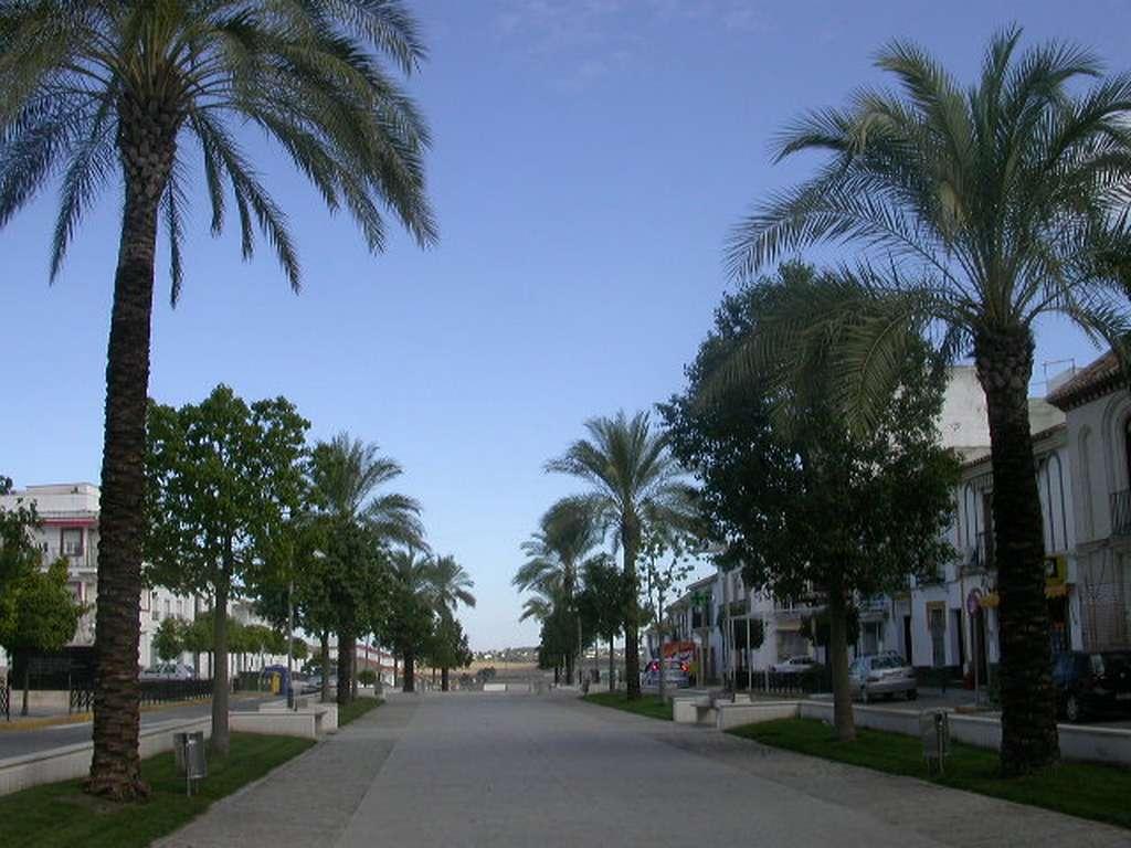 Avenida Carlos III 1