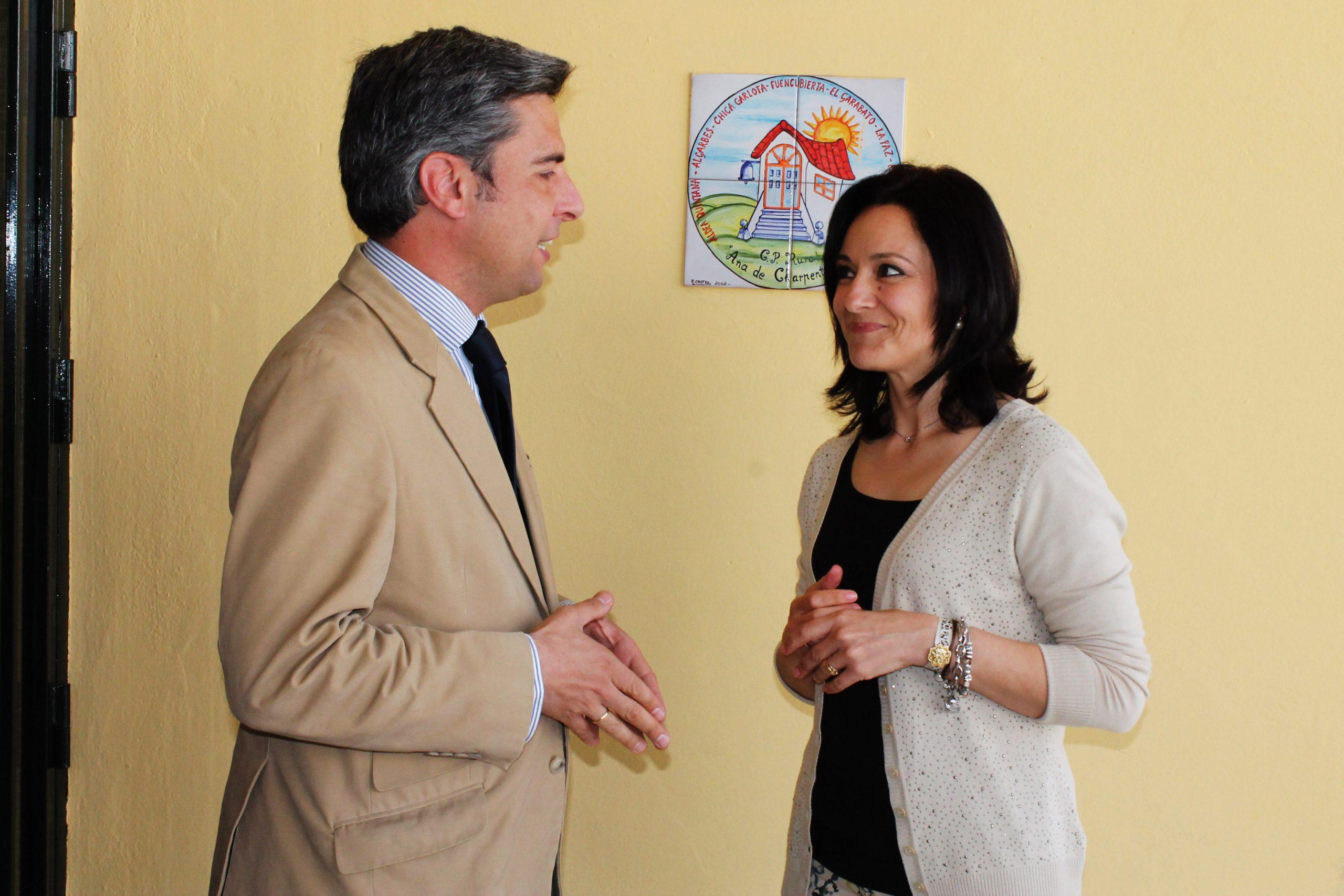 El Ayuntamiento recibe el acta de final de obras de las actuaciones incluidas en el Plan Plurianual de Inversión Local 2012-2013 de Diputación de Córdoba 1