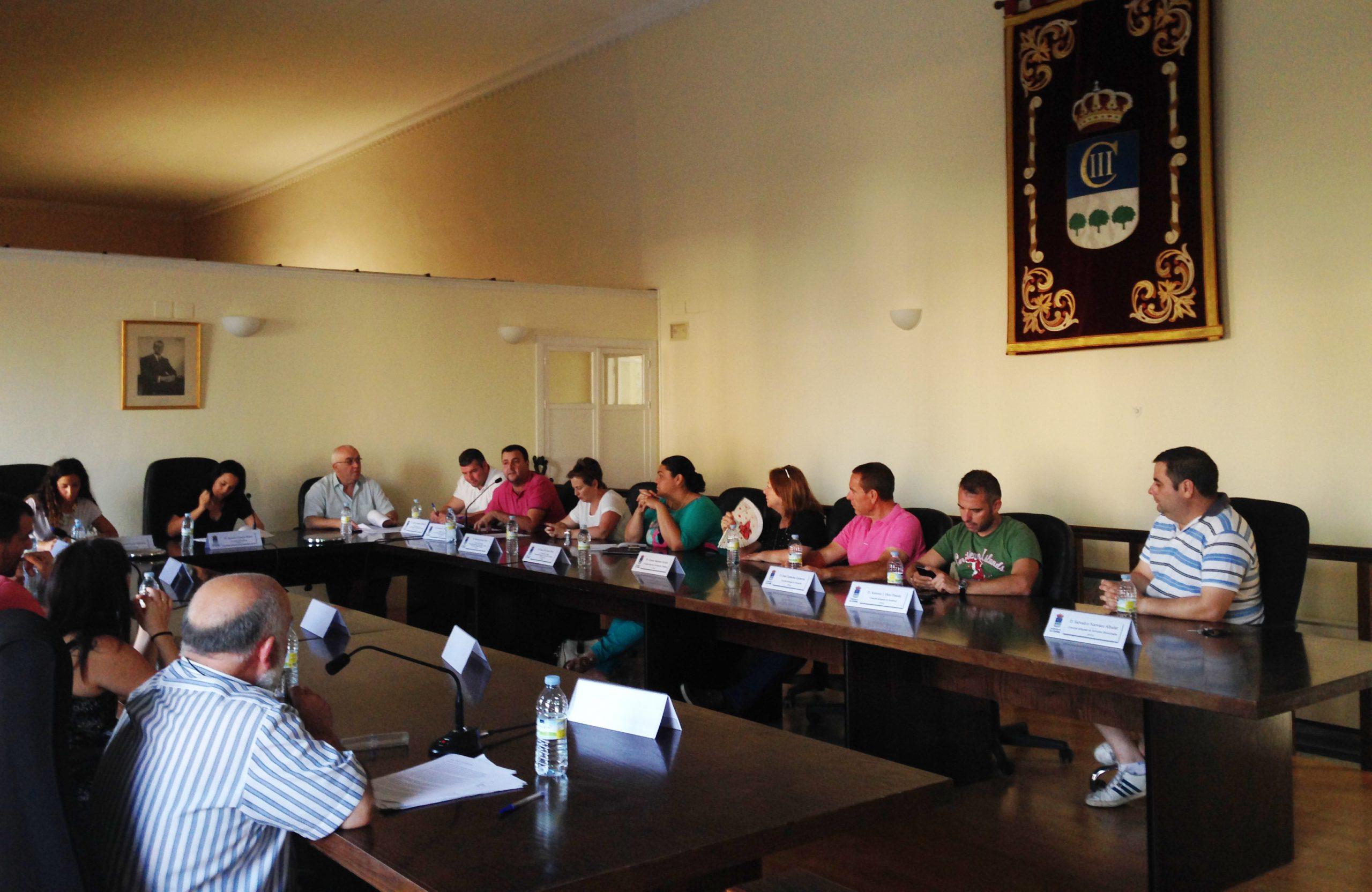 El Ayuntamiento de La Carlota aprueba la modificación de las condiciones del Plan de Pago a Proveedores 1