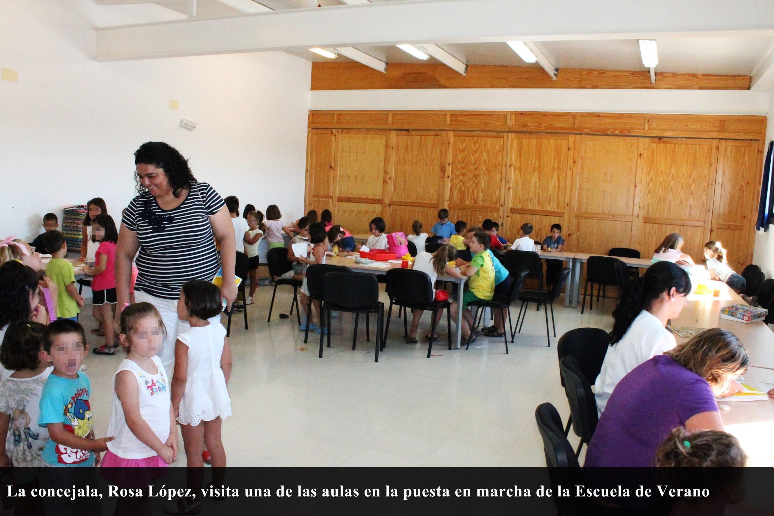 """180 niños/as lo """"pasarán de cine"""" en la Escuela de Verano municipal 1"""