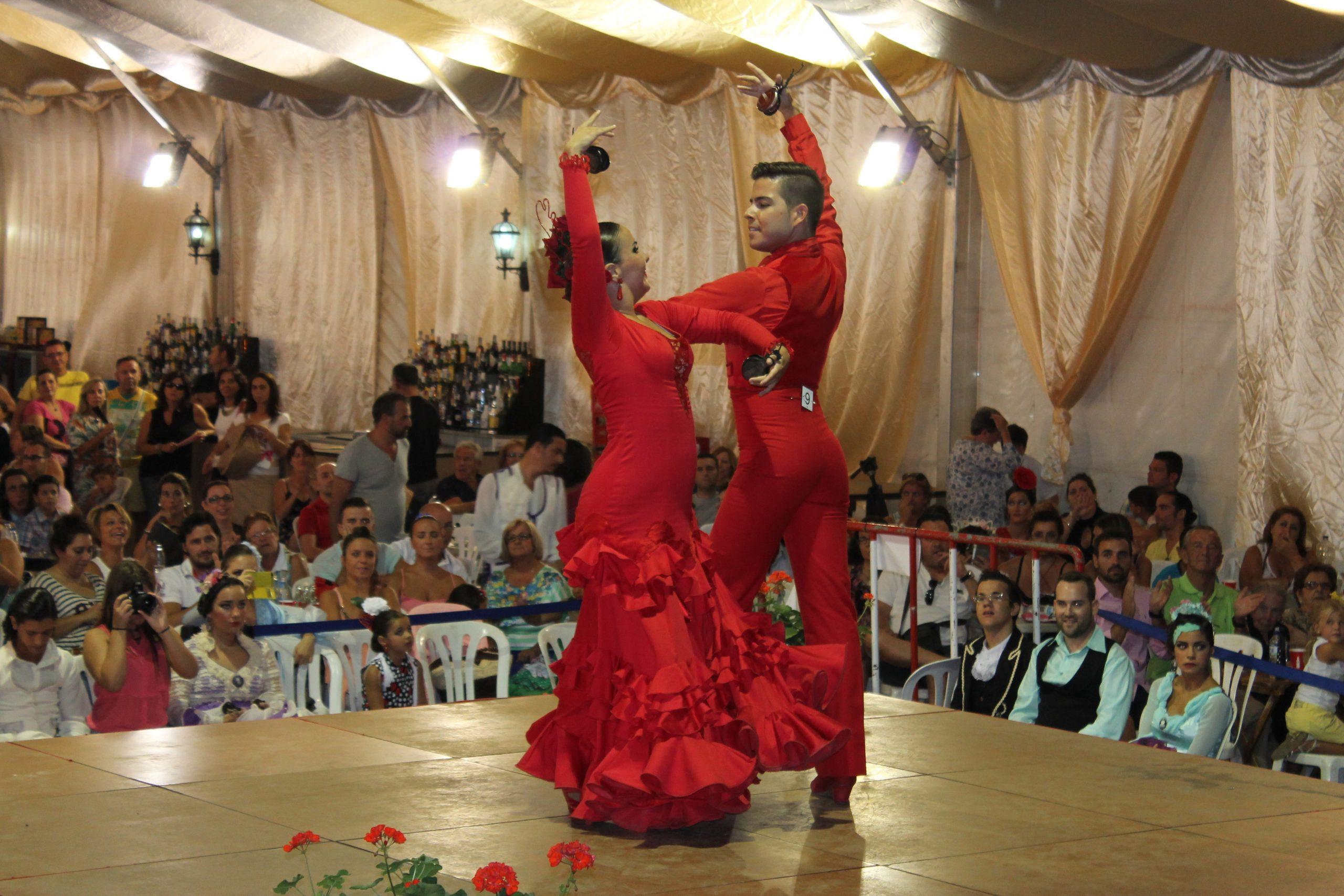 El Certamen Nacional y Autonómico de Sevillanas de La Carlota reluce de nuevo con un gran nivel de sus participantes 1