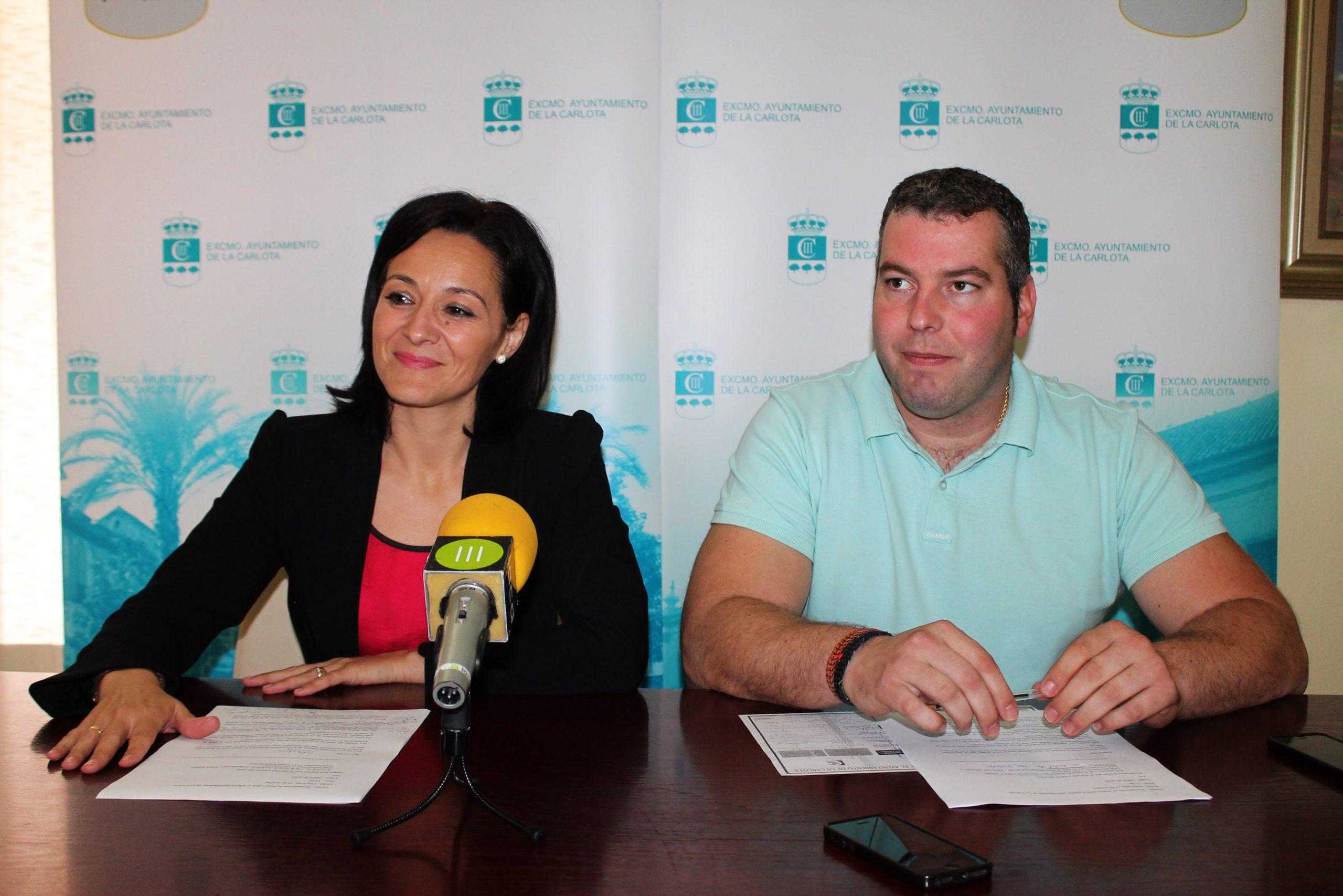 El Ayuntamiento de La Carlota realizará más de 700 contrataciones con los programas especiales para el empleo 1