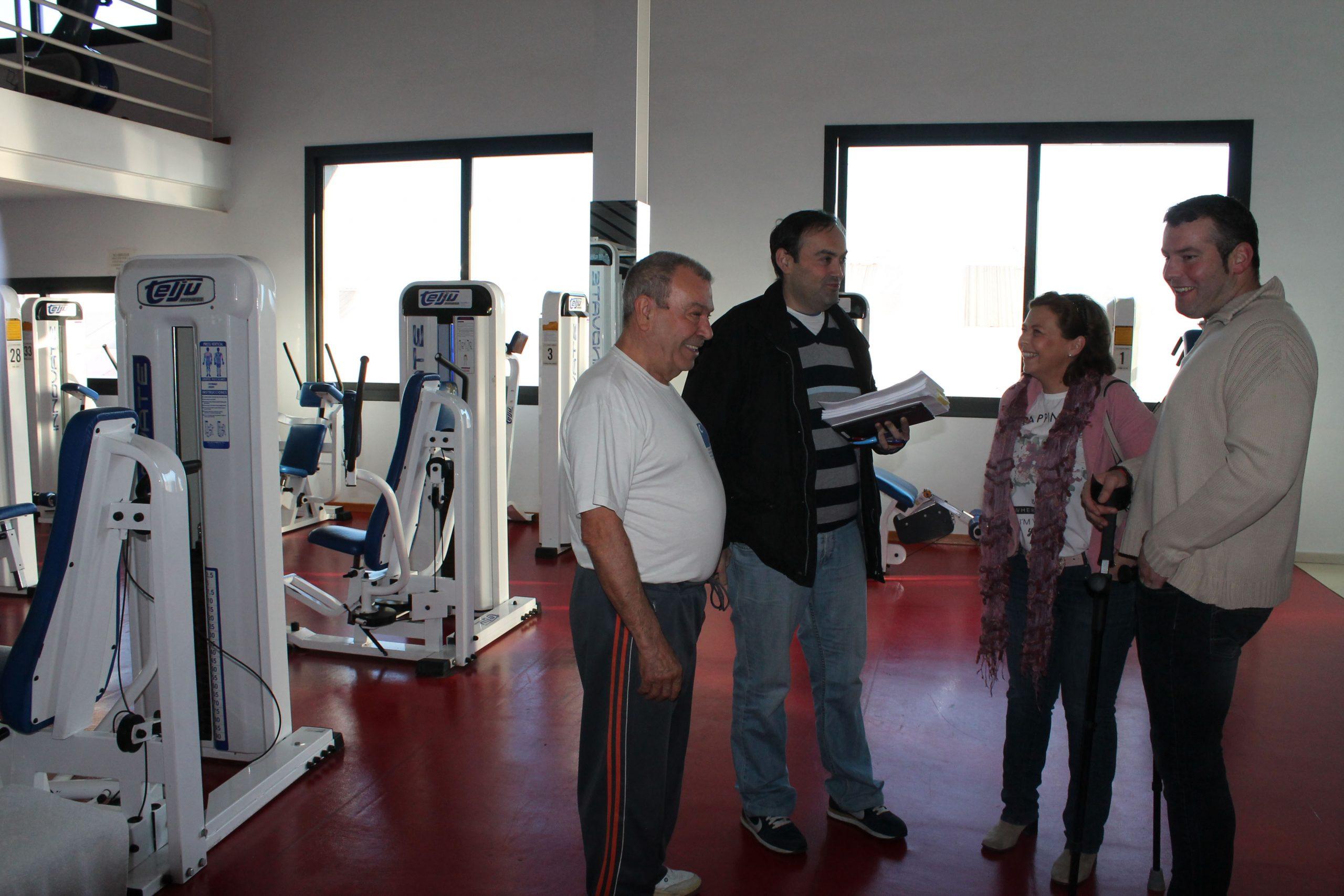 El gimnasio municipal contará con más amplitud y nuevos espacios para disciplinas punteras 1
