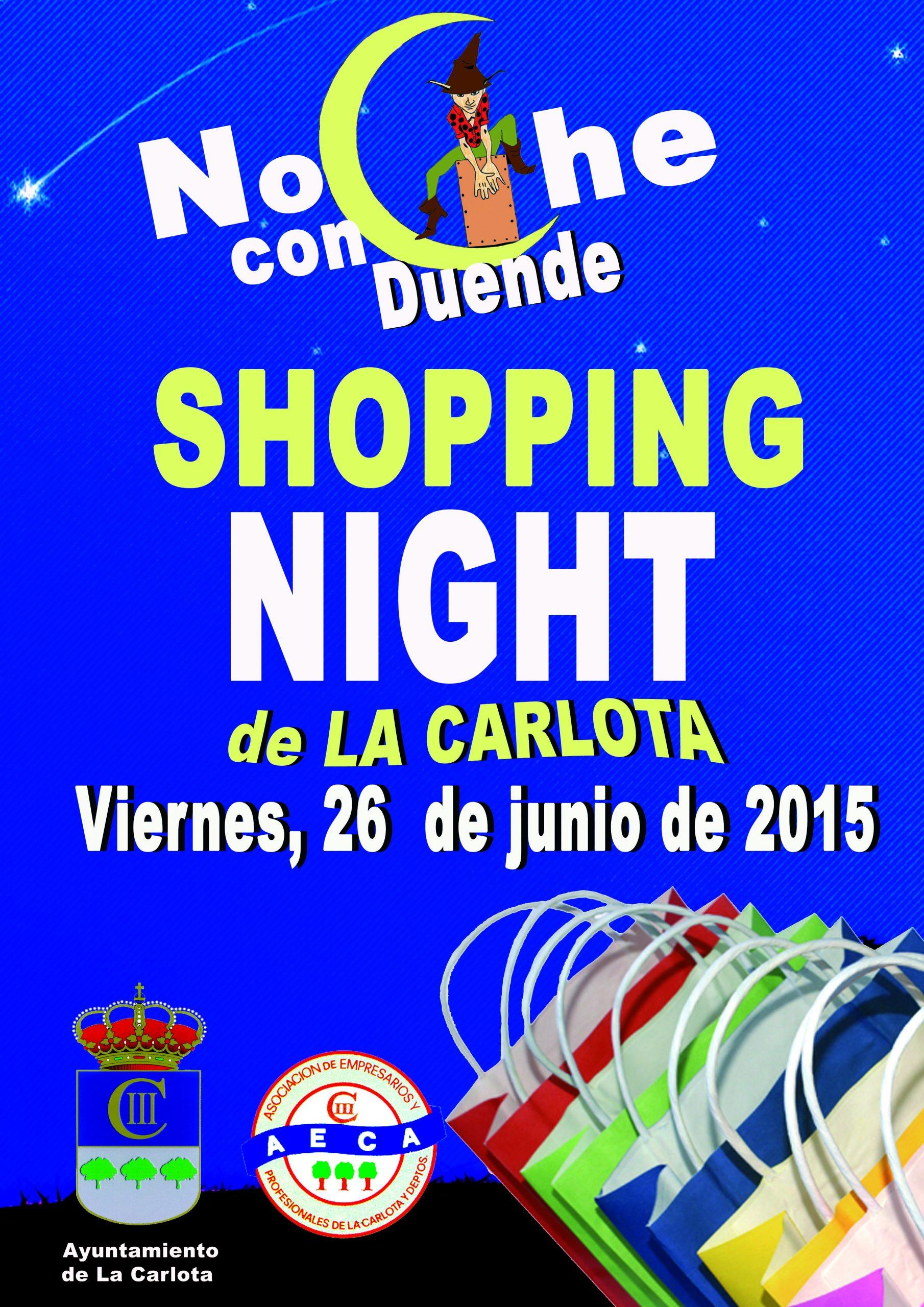 TIENDAS PARTICIPANTES EN LA SHOPPING NIGHT 1