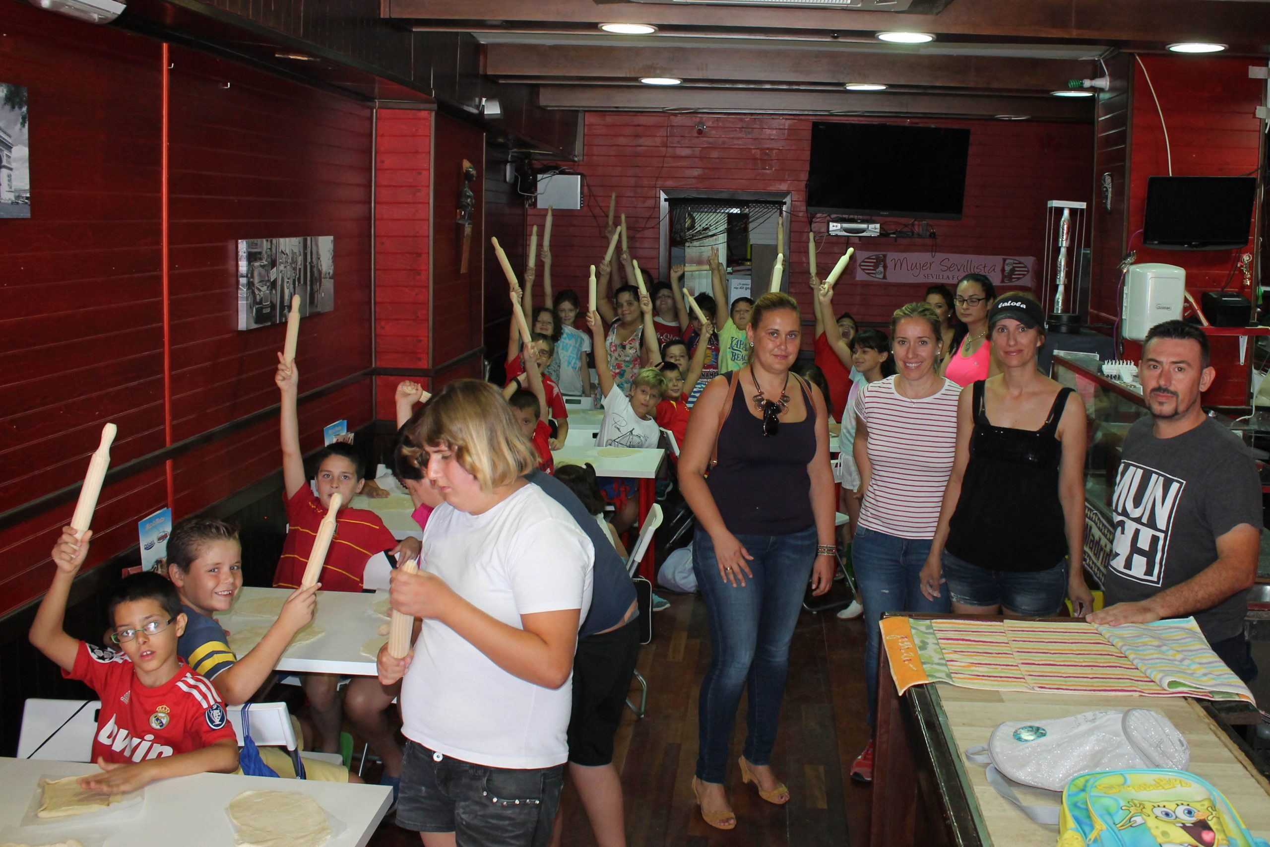 La Escuela de Verano municipal viaja esta semana por Europa 1