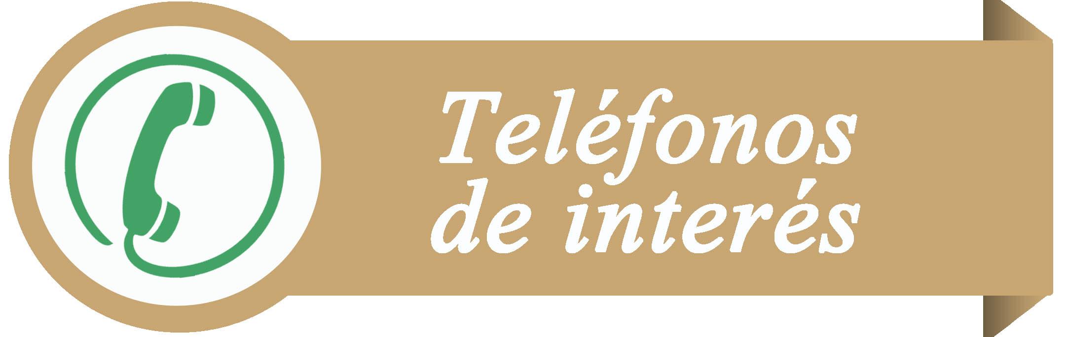 Teléfonos de interés 1