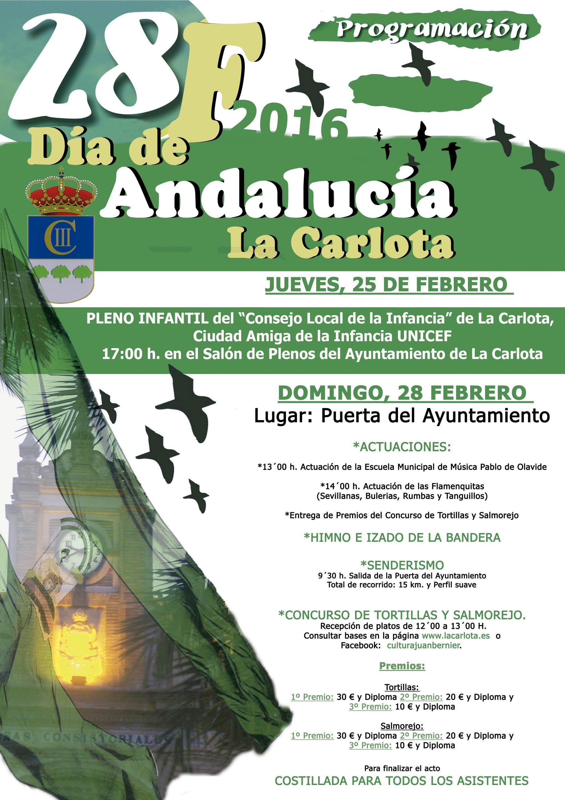 28F DÍA DE ANDALUCÍA  LA CARLOTA 1