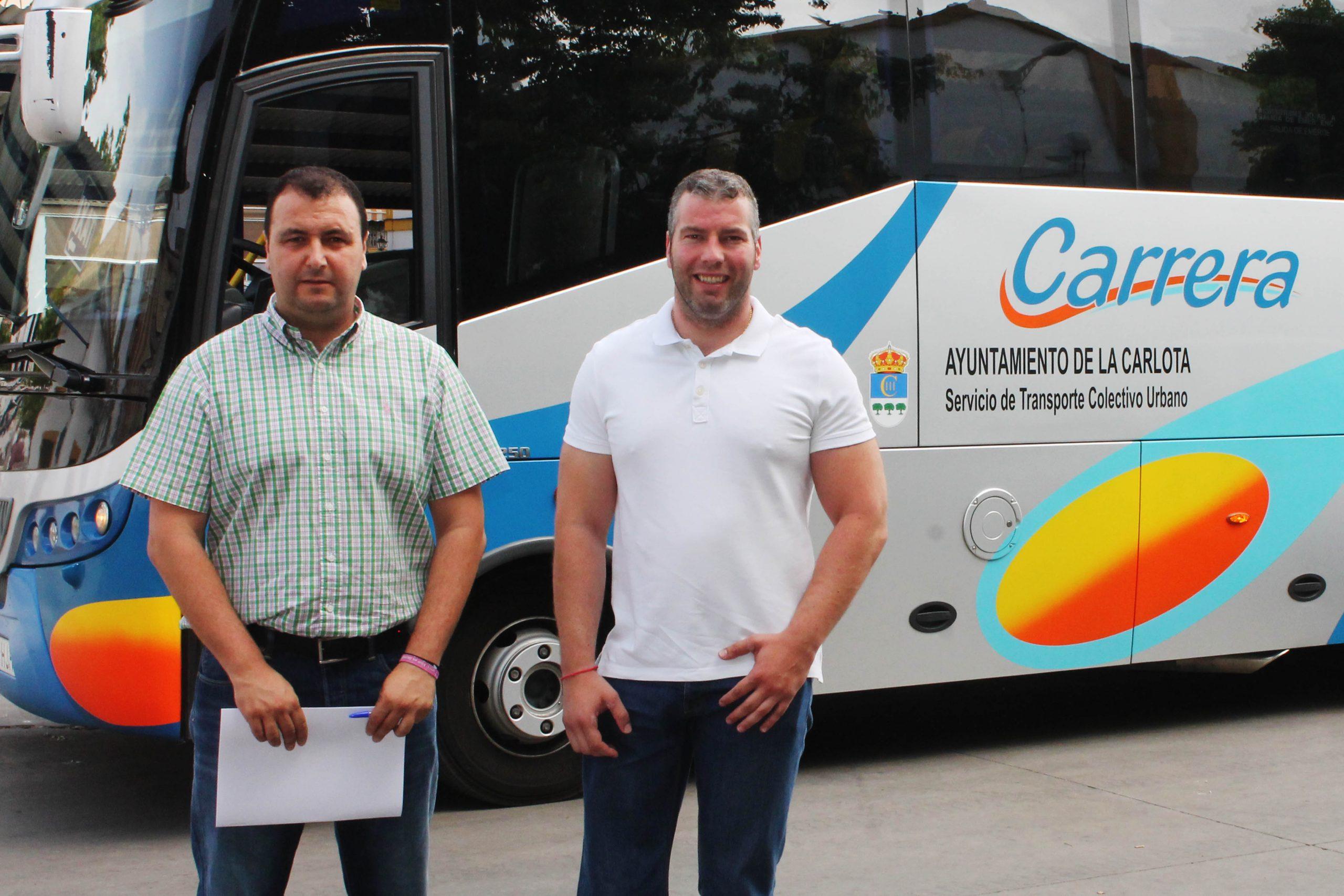 LA CARLOTA RECUPERA SU SERVICIO MUNICIPAL DE TRANSPORTE URBANO ENTRE LA CARLOTA Y SUS ALDEAS 1