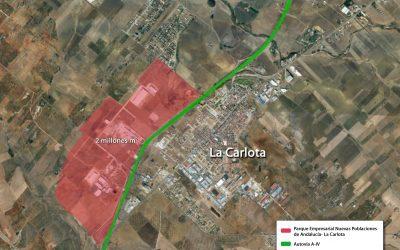 El Parque Empresarial Nuevas Poblaciones de Andalucía – La Carlota