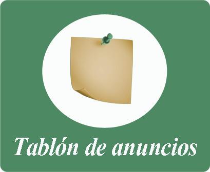 Enlace al tablón de anuncios de la sede electrónica del ayuntamiento de La Carlota